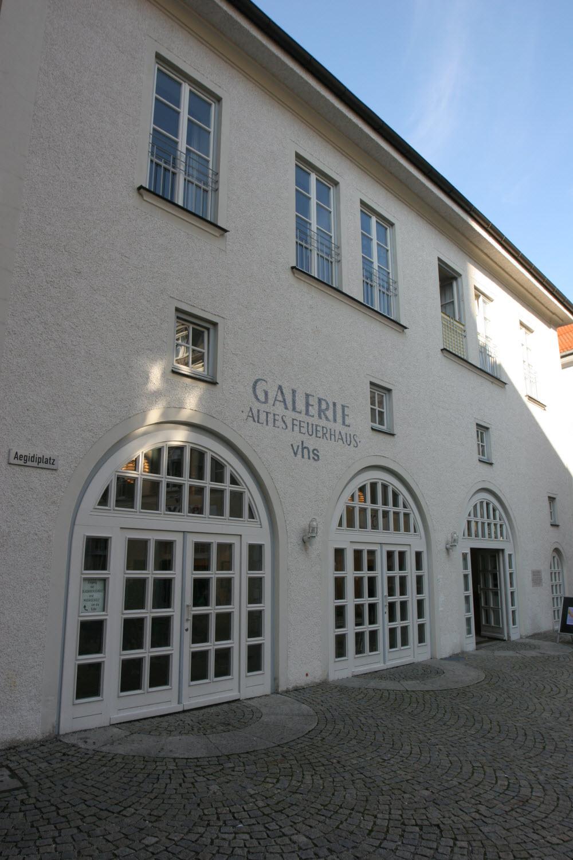 VHS Galerie altes Feuerhaus