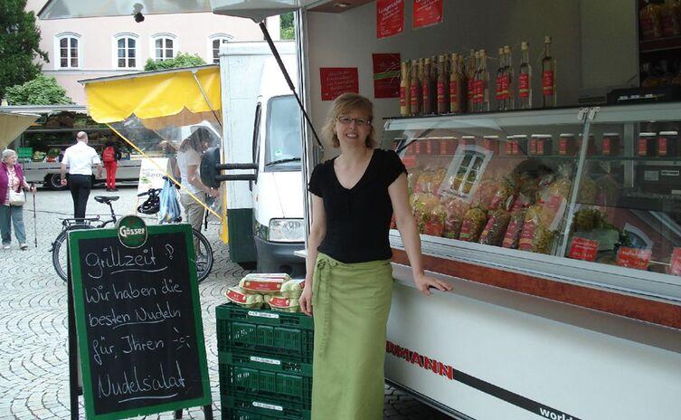 Hofhammer Wochenmarkt