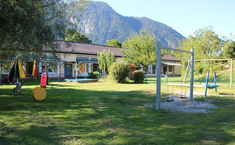 Kinderkrippe Zenostrasse Spielplatz