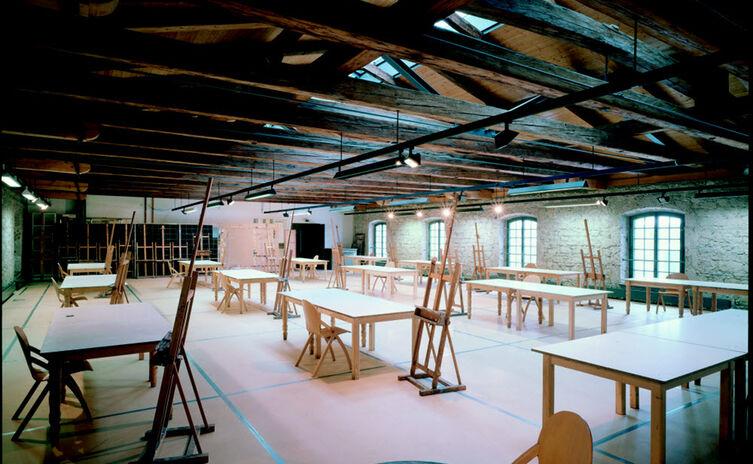 Kunstakademie Oben