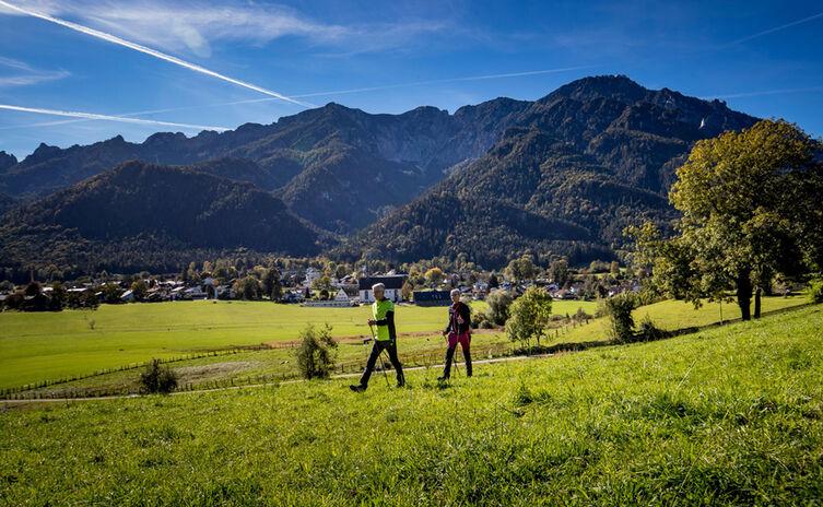Wandern In Bad Reichenhall Und Bayerisch Gmain 3