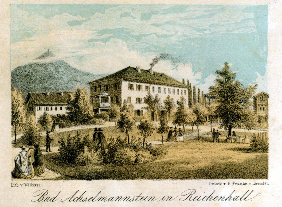 Achselmannstein