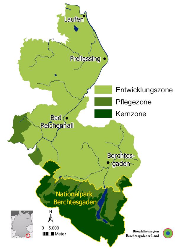 Biosphärenregion Berchtesgadener Land
