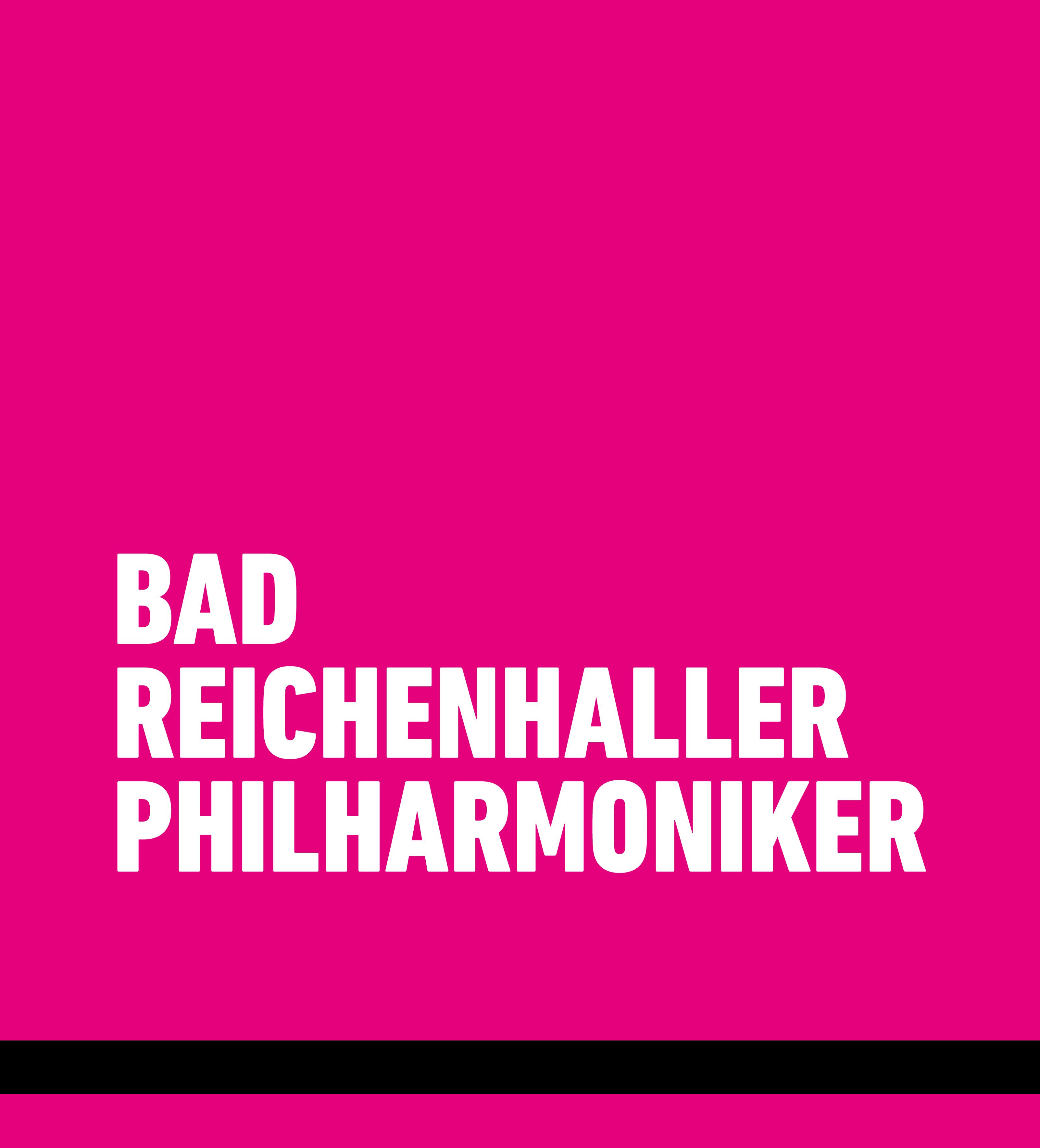 Logo Bad Reichenhaller Philharmoniker