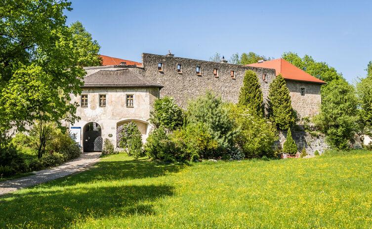 Burg Gruttenstein Bad Reichenhall