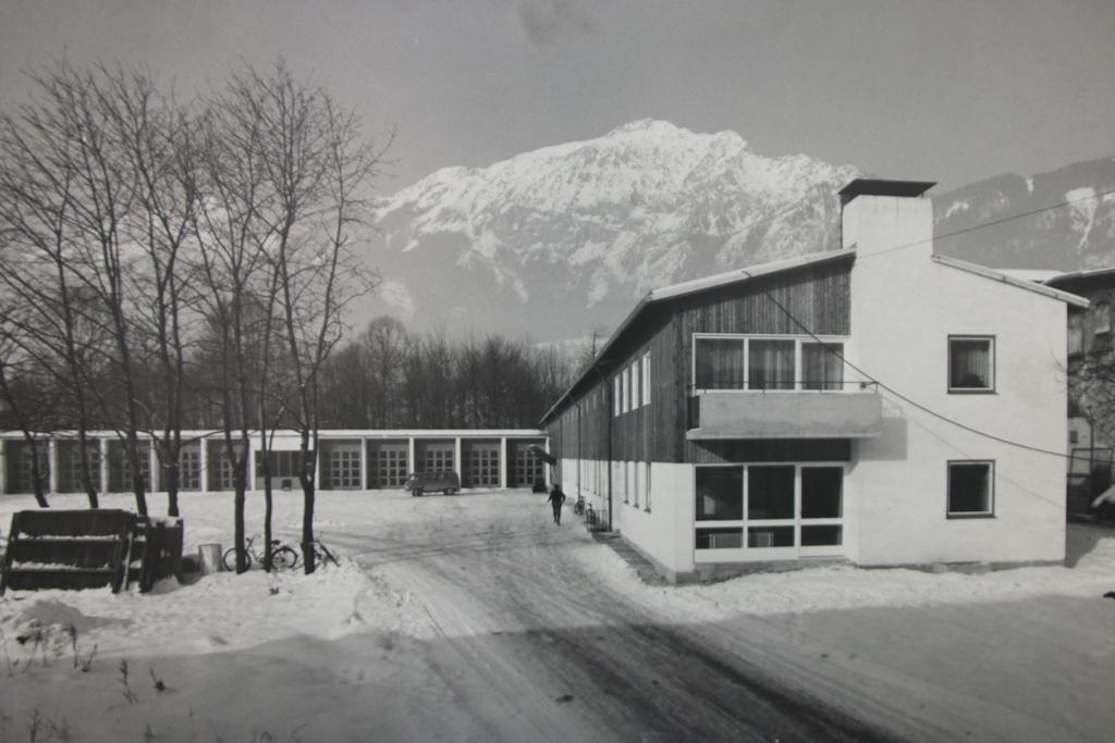 Bauhof Geschichte