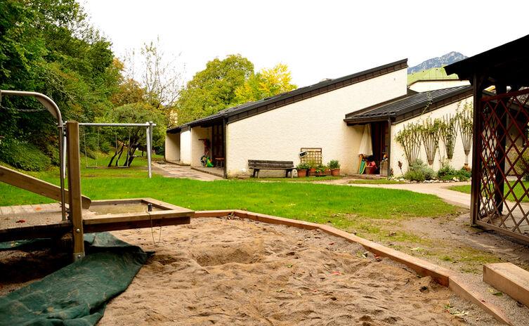 Kath. Kindergarten St. Nikolaus - Sandkasten