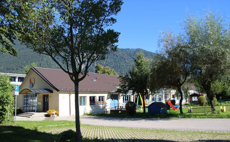 Haupteingang von Kindergarten & Kinderkrippe Zenostraße