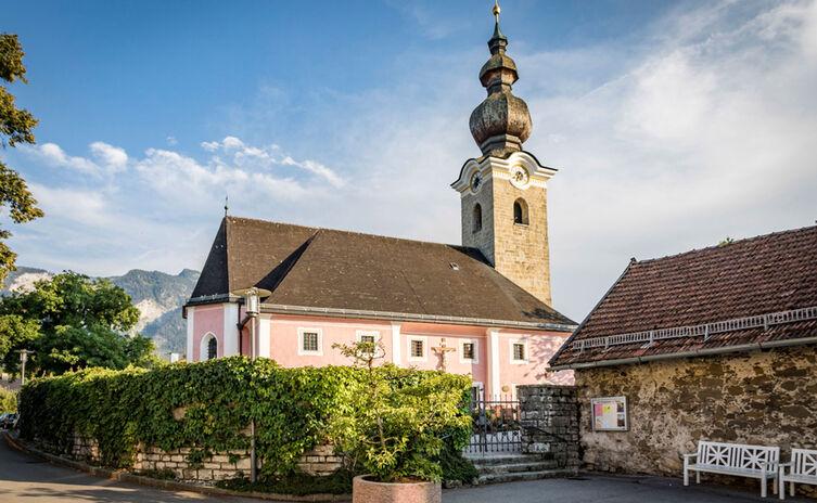 Kirche St. Valentin in Marzoll