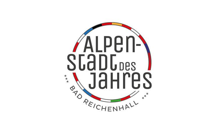 Alpenstadt des Jahres Bad Reichenhall