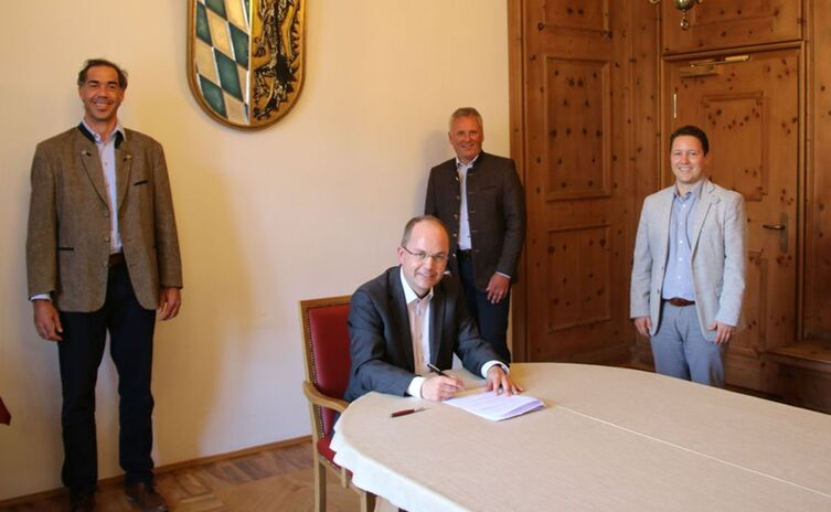 Peter Fösel neuer Vorstand der Stadtwerke