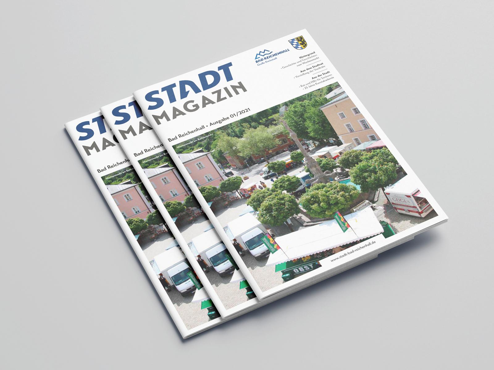 StadtMagazin I/2021