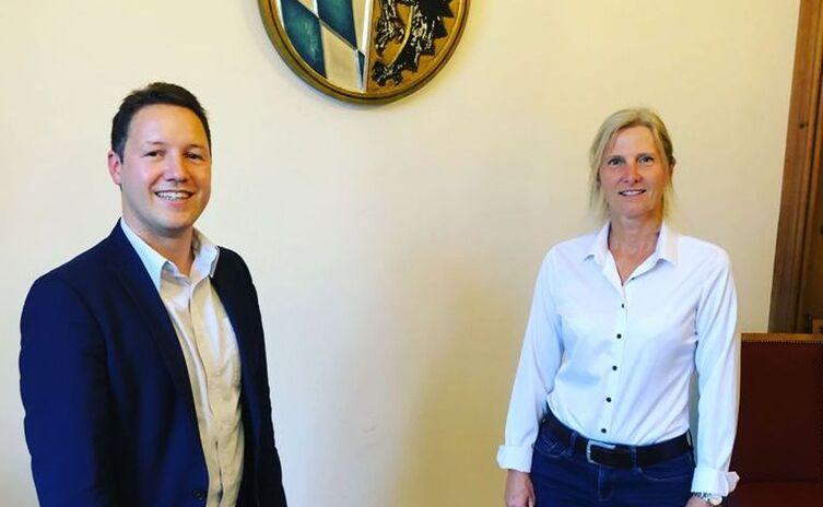 Ania Winter ist Zweite Bürgermeisterin